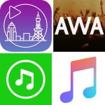 約2年ぶりに12本の音楽聴き放題アプリでミスチルを検索してみた結果