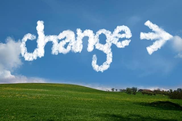 change-arrow