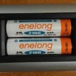 1本188円で1000回繰り返し使える爆安充電池はMagic Mouseでまともに使えるか?