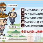 オリジナルのゆるキャラほどは面倒臭くない中京銀行なごやめし支店の解約方法