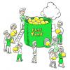 余ったデータ容量を全国のmineoユーザーと無料で共有できるフリータンクを初体験してみた