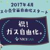 例の事件にビビりながらも1万円の誘惑に負けてニチガスに申し込んでみた